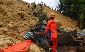 In the wake of Typhoon Mangkhut, Philippines hit with deadly landslides