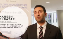 Interview with Kareem Elbayar, UN OCHA: Global Disaster Relief and Development Summit 2017