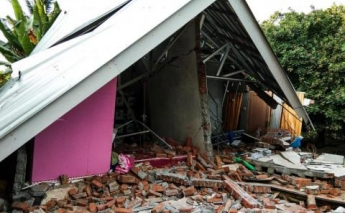 Aftershocks continue to shake Lombok two weeks on