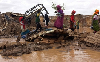 Flash Floods in Sudan kill 23 and displace almost 9,000 families
