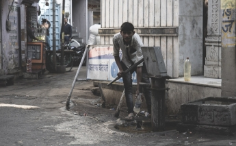 India is facing its largest ever water crisis